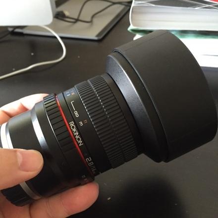Rokinon 14mm f/2.8 IF ED UMC Lens For Sony