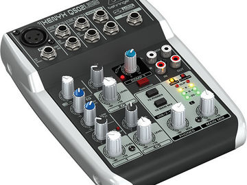 Rent: Behringer USB interface