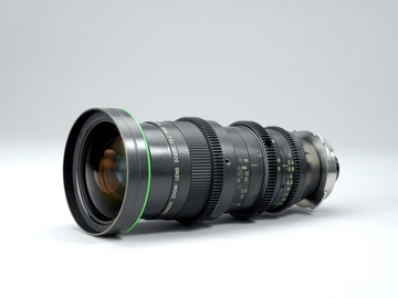 Rent: Canon 8-64mm T2.4 Super-16 Zoom - PL Mount