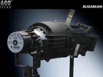 Rent: JOKER 400 w/ Bug-A-Beam Adapter & Source4