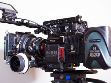 Rent:  RED EPIC-W 8K Helium Kit with  XEEN Lenses