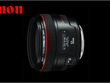 Rent: Canon EF 50mm f/1.2 L USM Lens