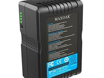 Rent: MAXOAK 177
