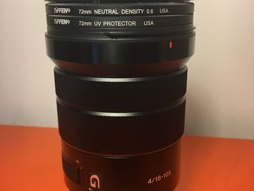 Rent: Sony E PZ 18-105mm f/4 G OSS