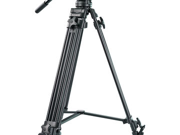 Rent: E-Image EK60AAM Fluid Drag Video Head and Tripod