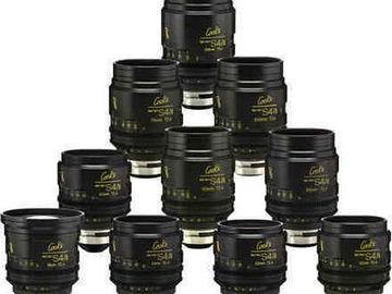 Rent:  Cooke Mini S4/i 3 Lens Set