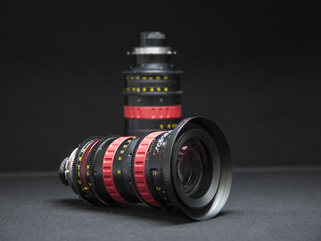 Rent: Angenieux Optimo DP Cine Zoom Set FREE DELIVERY, NEW