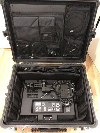 2 Monitor Set. SmallHD 702 and Panasonic BH-LH1850