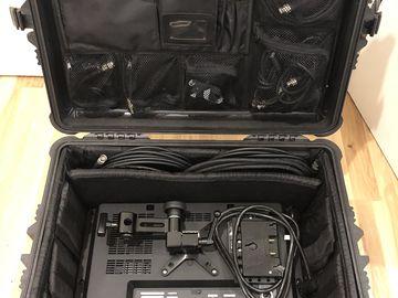 Rent: 2 Monitor Set. SmallHD 702 and Panasonic BH-LH1850