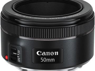 Rent: Canon EF 50mm f/1.8 STM