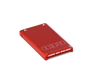 Rent: 2x Red Mini Mag & 1x Red Mini Mag USB 3 Reader