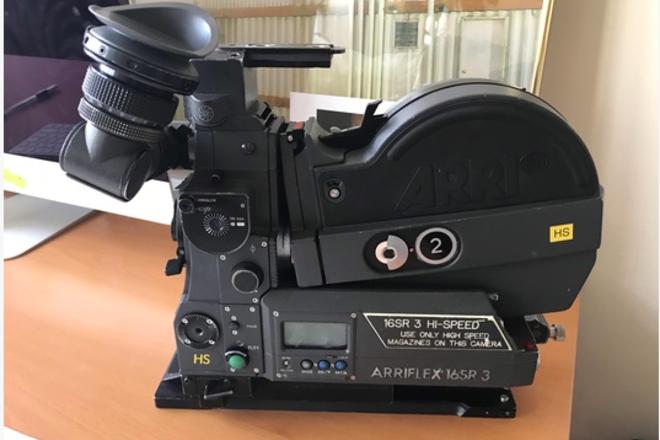 ARRI SR3 Super 16mm High Speed Film Camera