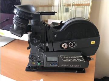Rent: ARRI SR3 Super 16mm High Speed Film Camera