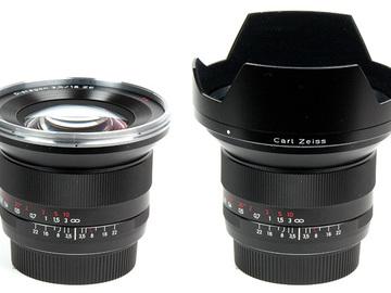 Rent: Carl Zeiss 18mm 3.5 EF Mount