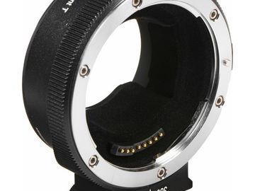 Rent: Metabones Canon EF Lens to Sony E Mount T CINE Smart Adapter