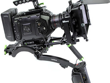 Rent: LanParte Pro Shoulder Kit for Blackmagic URSA Mini