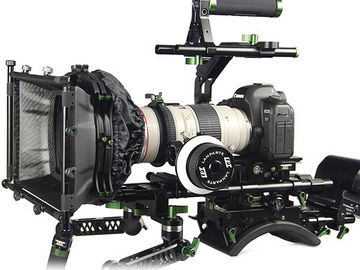 Rent: LanParte  PK-02 Professional Cinema Camera Kit (Universal)