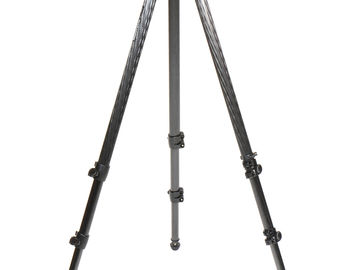 Rent: Manfrotto 536 Carbon Fiber Tripod + 504HD Head