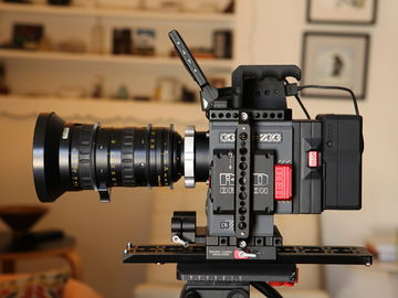 Rent: RED Scarlet-W Dragon 5k full Indie Cinema Package