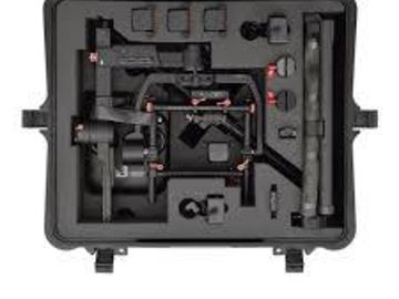 Rent: DJI Ronin-MX 3-Axis Gimbal Stabilizer Rig, Battery and Case