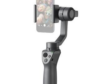 Rent: DJI Osmo Mobile 2 Smartphone Gimbal
