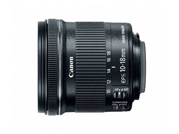 Rent: Canon EF-S 10-18mm f/4.5-5.6 Lens