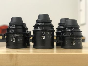 Rent: Sigma 50mm T1.5 FF High-Speed Prime (PL Mount)