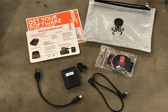 Tentacle Sync E kit - 3 units