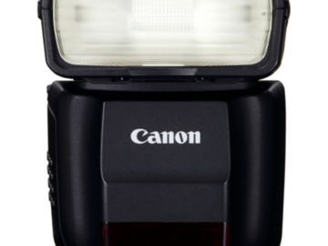 Rent: Canon Speedlite 430EX III-RT