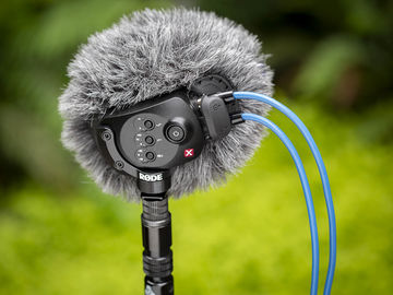 Rent: Rode Stereo VideoMic X