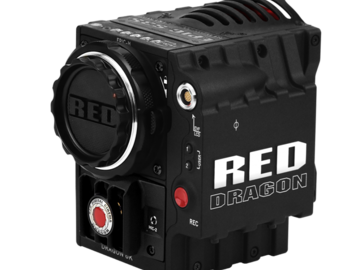 Rent: RED Epic Dragon Package w/ Zoom Lens