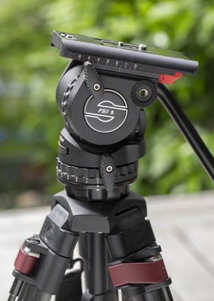 Sachtler FSB 8 T with Speed Lock 75 Tripod