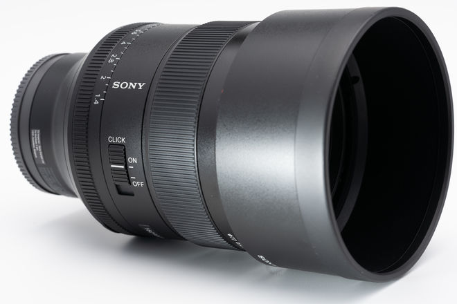 Sony 85mm G Master purchased 5/2018