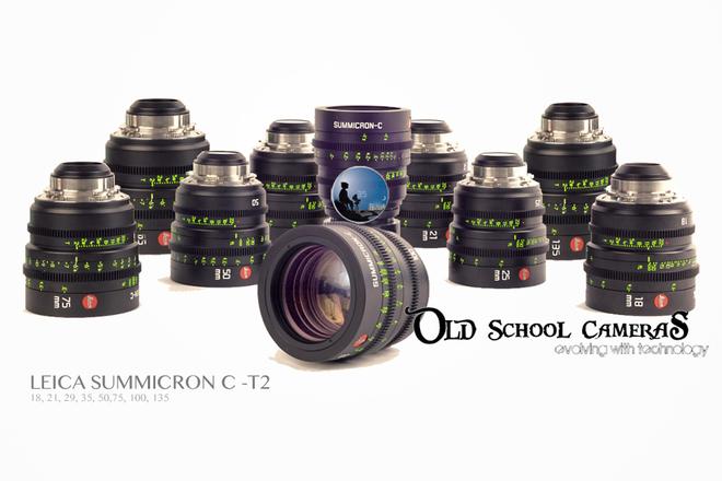 LEICA SUMMMICRON C - T2 (6 LENS)