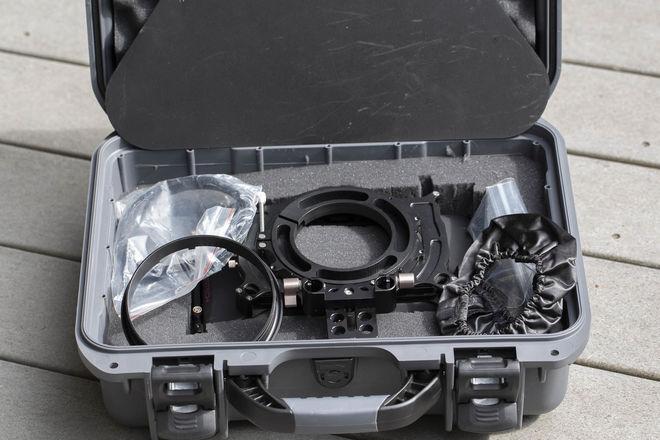 Genustech Production Mattebox full kit
