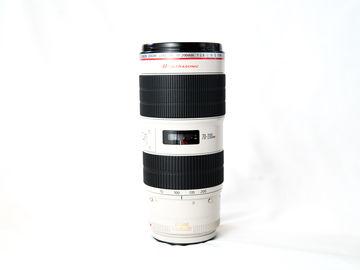 Rent: Canon 70-200 mm F2.8 USM II
