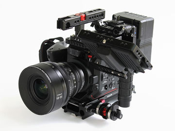Rent: Panasonic EVA1 5.7k / Atomos Inferno
