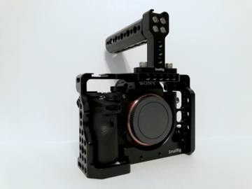 Rent: Sony A7iii - Videography Package