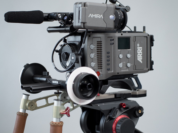 Rent: Arri Amira 4K Indie Package