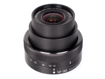 Rent: Panasonic Lumix G Vario 12-32mm f/3.5-5.6 ASPH. Lens E