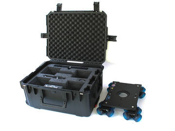 Rent: Dana Dolly Kit w/stands and anti-tip camera support