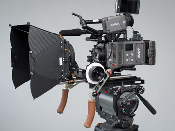 Rent: Arri Amira 4k Full Studio Package
