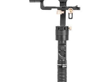 Rent: Gimbal stabilizer with MotionMemory, POV, Timelapse etc.