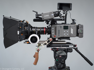 Rent: Arri Amira 4k Studio Package / Angenieux Zooms 16-30 & 30-76