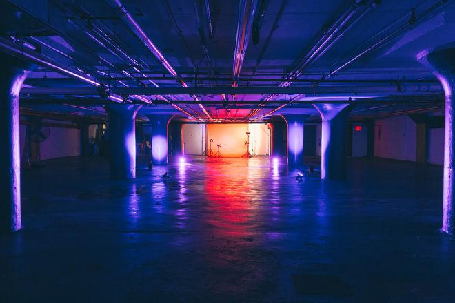 6,000 Square Feet Creative Industrial Space/Studio
