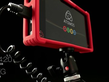 Rent: Atomos Assassin 4K recorder w 3Xdisk/ 4Xbatteries
