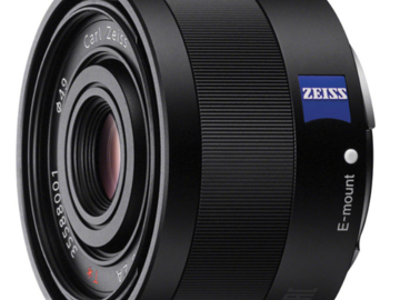 Rent: Sony Sonnar T* FE 35mm f/2.8 ZA Lens