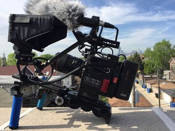 Rent: RED Epic-W Helium Package: POWER/ MAGS/SHOULDER RIG