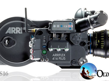Rent: ARRI 416 Plus Super 16mm Film Camera