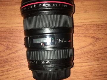 Canon EF 17-40mm f/4 L IS USM